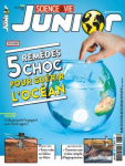 Science et Vie Junior, N°360 - Septembre 2019 - 12 inventions de fou pour 2050