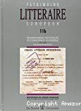 Patrimoine littéraire européen, 11b. Renaissances nationales et conscience universelle