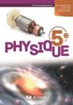 Physique 5e. Sciences générales