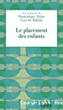 Le placement des enfants