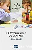 La psychologie de l'enfant