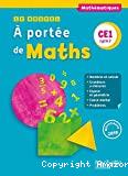 Le nouvel A portée de maths CE1