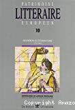 Patrimoine littéraire européen, 10. Gestation du romantisme