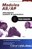 Modules AS-AP, 5. Relation-communication