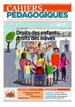 Dossier : droits des enfants, droits des élèves