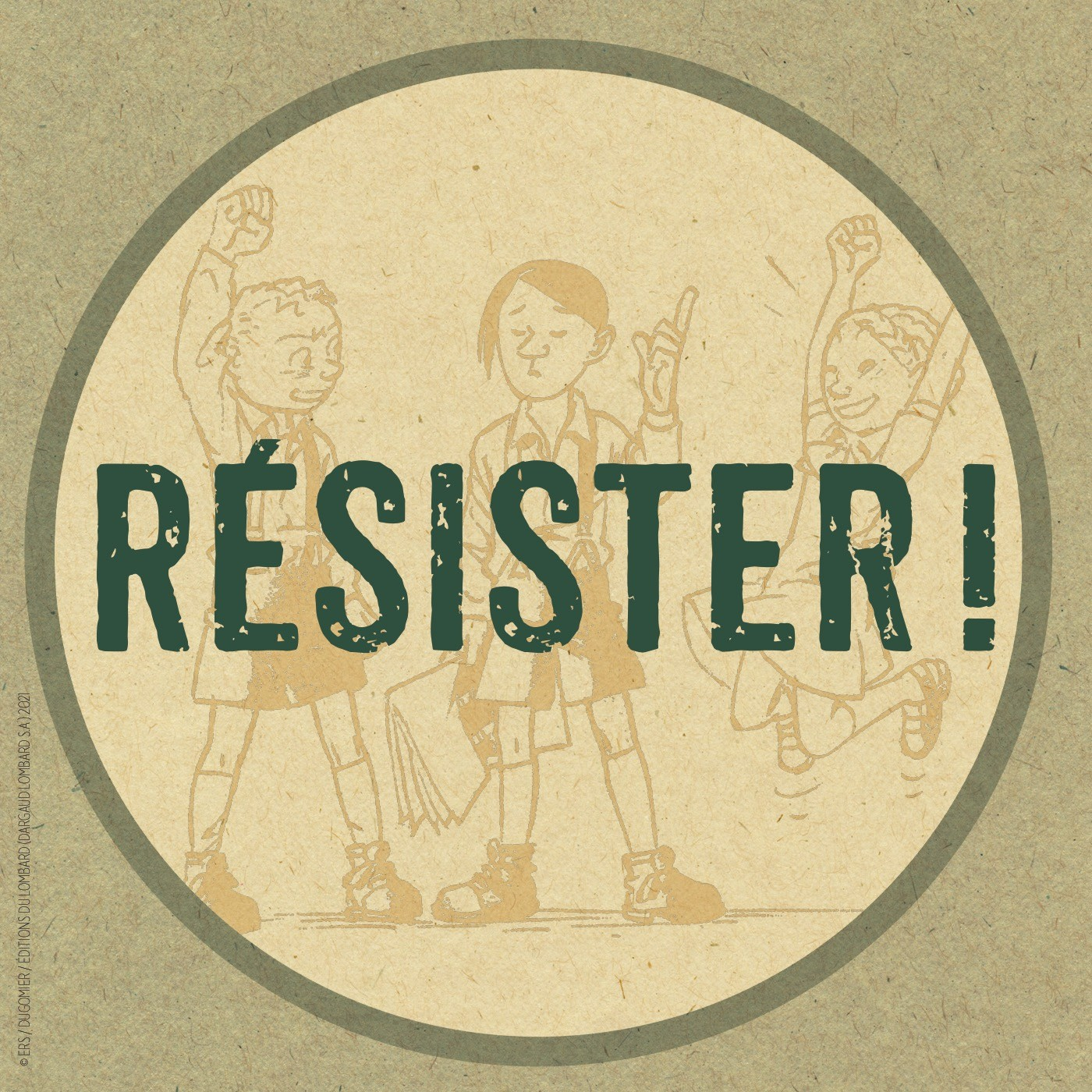 Résister ! : découvrez les témoignages de vrais enfants résistants