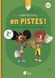 En pistes! 2e primaire : manuel de l'élève