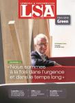 """LSA: Libre Service Actualités, HS Green 5/2021 - Mai 2021 - """"Nous sommes à la fois dans l'urgence et dans le temps long"""""""