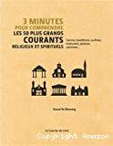3 minutes pour comprendre les 50 plus grands courants religieux et spirituels