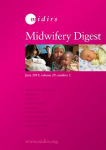 Supporting professional midwifery advocates to enhance implementation of the A-EQUIP model