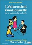 L' éducation émotionnelle