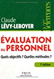 Évaluation du personnel