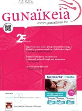 La médecine gynéco-obstétricale humanitaire (2e partie)