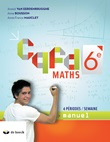 CQFD maths 6e : manuel