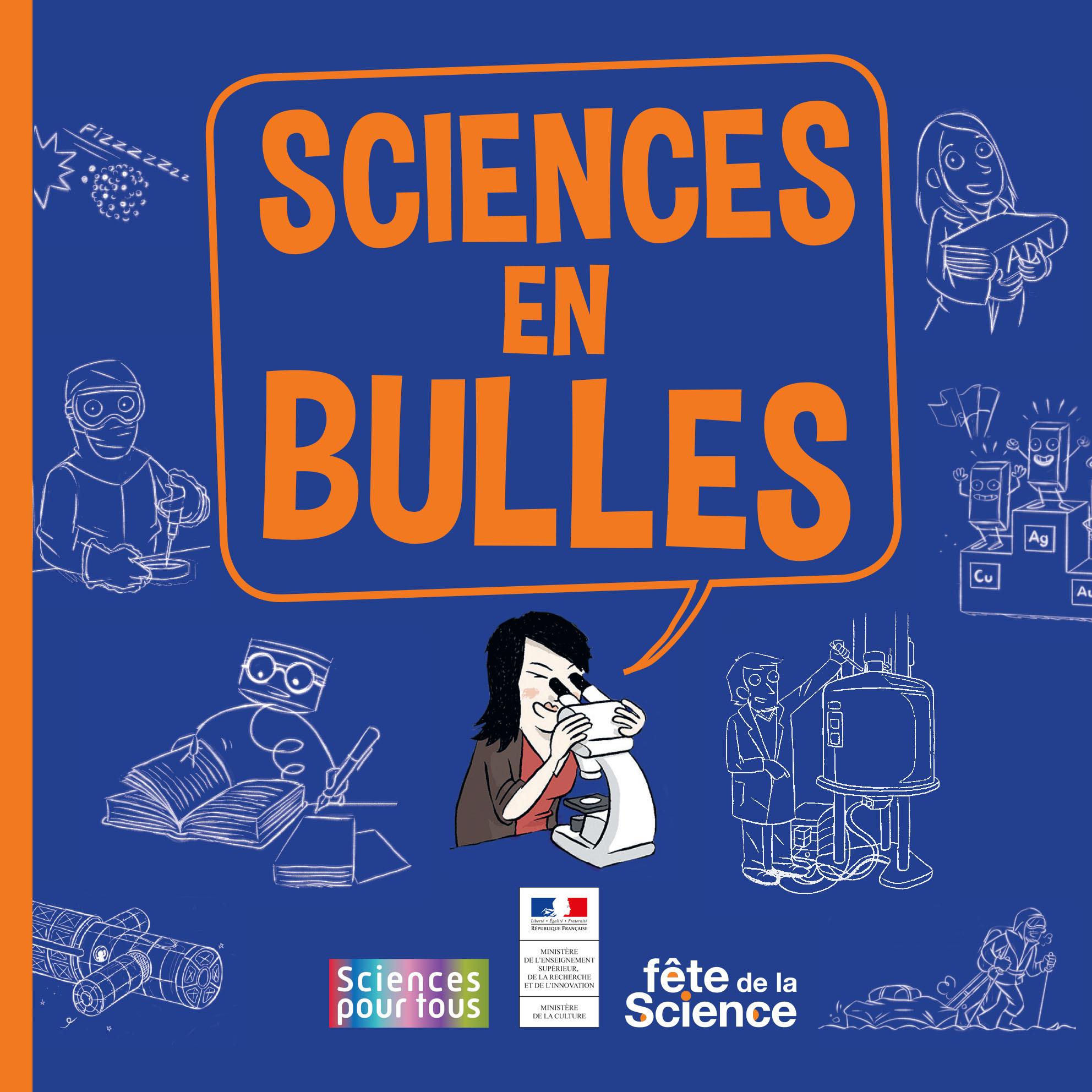 Sciences en bulles