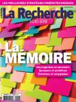 N°22 - Juin - Juillet 2017 - La mémoire (Bulletin de La Recherche HS, N°22 [01/06/2017])