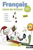 Français CE1. Livre de lecture