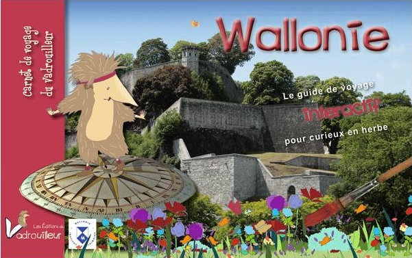 Le carnet de voyage du vadrouilleur Wallonie