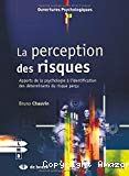 La perception des risques