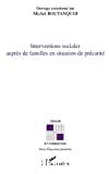 Interventions sociales auprès de familles en situation de précarité