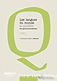 Les langues du monde au quotidien. Une approche interculturelle. cycle 1