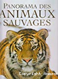 Panorama des animaux sauvages