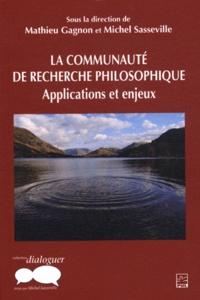 La communauté de recherche philosophique