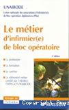 Le métier d'infirmier(e) de bloc opératoire