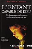 L'enfant capable de dieu