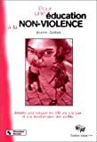Pour une éducation à la non-violence