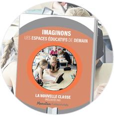 Aménagement des espaces éducatifs. Classe de demain