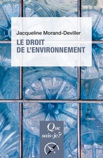 Le droit de l'environnement
