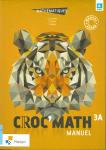 Croc'Math. Manuel 3A