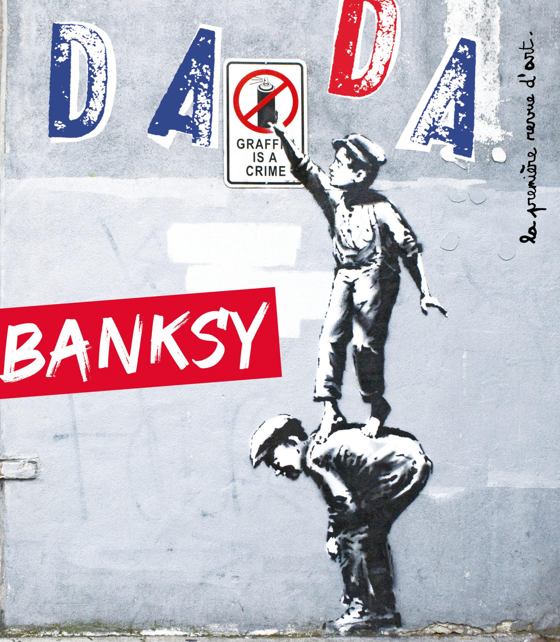 n°245 - avril 2020 - Banksy (Bulletin de Dada, n°245 [01/04/2020])