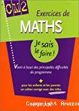 Exercices de maths CM2