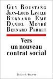 Vers un nouveau contrat social