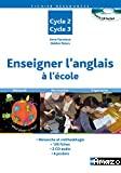 Enseigner l'anglais à l'école