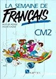 La semaine de français CM2