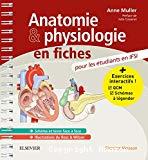 Anatomie et physiologie en fiches pour les étudiants en IFSI