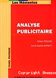 Analyse publicitaire