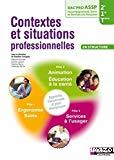 Contextes et situations professionnelles