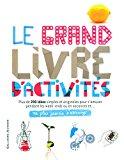 Le grand livre d'activités