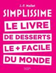 Le livre de desserts le + facile du monde