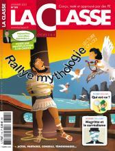 La Classe, N°315 - janv. 2021 - Rallye mythologie