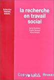 La recherche en travail social