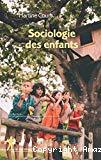 Sociologie des enfants