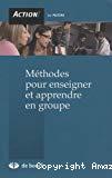 Méthodes pour enseigner et apprendre en groupe