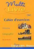 Multi livre CM1 Cahier d'exercices
