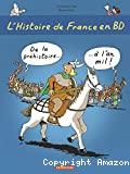 L'histoire de France en BD, 1. de la Préhistoire ... à la Gaule celtique