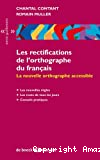 Les rectifications de l'orthographe du français